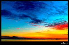 Manila Bay Sunset | Manila Bay Sunset, a photo from Manila, NCR | TrekEarth