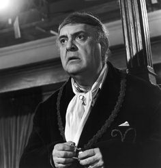 Zero Mostel in The Producers.