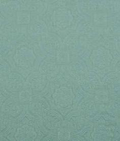 Robert Allen Cool Imprints Lagoon Fabric - $32 | onlinefabricstore.net