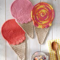 Lily Sugar 'N Cream Ice Cream Cones
