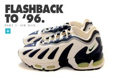 Flashback to '96: Nike's Air Max Runners Page 5 of 6 - SneakerNews.com