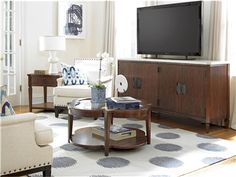 Universal Furniture | Silhouette | Entertainment/Dining Credenza | 352679