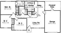 - 11179G | 1st Floor Master Suite, PDF, Ranch | Architectural Designs