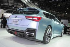 Stunning Pictures of the car behind the new Subaru Legacy | BurnTech.TVBurnTech.TV
