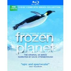 Frozen Planet on Blu-ray!! must watch for every animal lover