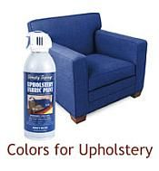 Upholstery fabric paint. I want to try the Caribbean blue on an old.chair