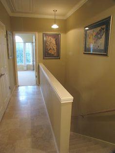 Luxury Knee Wall Basement