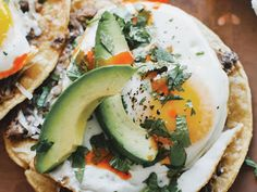 Huevos Rancheros Breakfast Tostadas | Cooking Channel TV