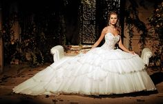 Eve of Milady Wedding Gowns are amazingly beautiful