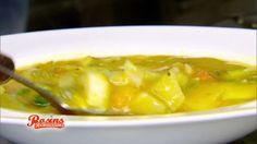Leckere karotten ingwer suppe von frank rosin