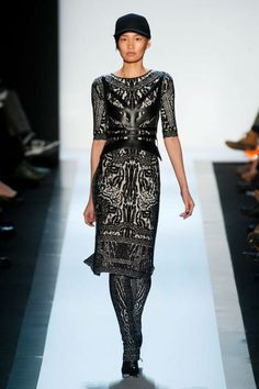 Another Max Azria look to gush about! look forward to a more budget friendly option