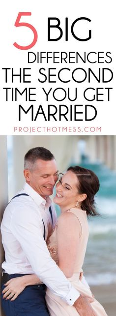 A successful marriage doesn't come easily but when it's the second time you get married there are a lot of differences to the way you approach your marriage. Relationships   Marriage   Partner   Marriage Advice   Marriage Goals   In Love   Love   Marriage Problems   Spice Up Your Marriage   Marriage Ideas   Happy Marriage   Relationship Goals   Relationship Advice   Relationship Tips   Relationship Problems  