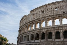 Колизей / Colosseum  Что посмотреть в Риме за три дня?