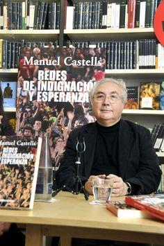 Manuel Castells, en la presentación de su último libro, Redes de indignación y esperanza.  http://arditiesp.files.wordpress.com/2013/01/castells_redes_indignac_2012.pdf
