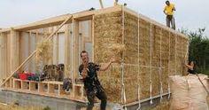 """Résultat de recherche d'images pour """"plan archi construction paille"""""""