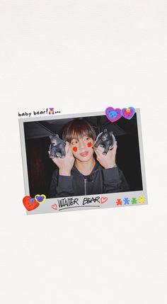 Foto Bts, Bts Taehyung, Bts Jungkook, Boy Scouts, Cute Instagram Captions, Kpop Backgrounds, Disney Phone Wallpaper, Bear Wallpaper, Bts Lockscreen