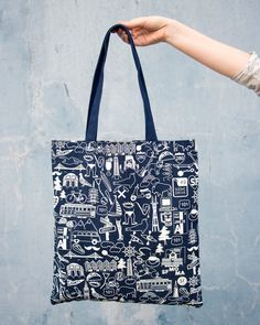 SF MOMA + Maptote Collaboration