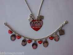 Offical One Direction Merchandise -  Jewellery Set is Only $29.95 with Free Standard postage in Australia.  $3 standard postage to USA, Canada and New Zealand