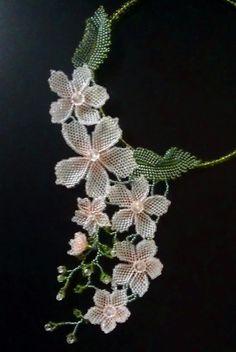 Весны цветенье ¡ ¿que tipo de trenzado es? ¡ muy delicado
