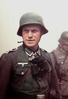 Leutnant Wilhelm Otto August (Willi) Rowohl (24 December 1912 - March 1945)