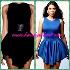 This unique design dress with pure black and sleeveless features Asymmetric with black belt. Ingenious designs of sexy bodycon dresses can always lead to resonance of women who like wearing dresses. The customers of Feelingirl home and abroad all give high comments for its original designs, supe...