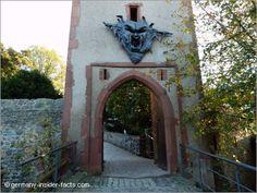 Burg Frankenstien Darmstadt,Germany | Frankenstein Castle - Halloween in Germany
