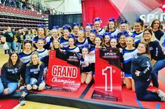 ♛DeeDee Norris- With The  2018 Warriors Competitive Cheerleading Squad Today★