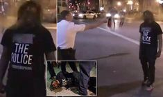 Violent arrest of man pepper-sprayed and dragged in Baltimore