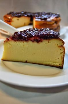 Custard Desserts, Delicious Desserts, Yummy Food, Chesee Cake, No Bake Cake, Sweets Recipes, Cake Recipes, Cooking Recipes, Salads