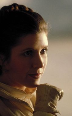 Carrie Fisher - Princess Leia - Star Wars - The Empire Strikes Back ♥