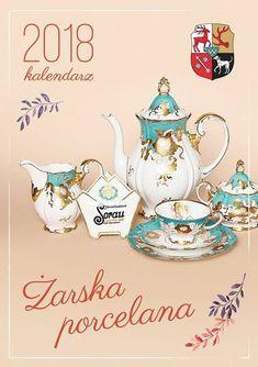 kalendarz z porcelaną Sorau Porzellan