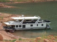 2005 STARDUST 75 x 18 1/18 Multi-Ownership Houseboat Power Boat For Sale