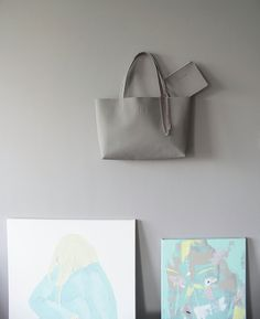 Good morning! Don't forget about LULL bag  www.lull.com.pl  #leather #gum #tote #grey #lullbags #lulldesign #italianleather #spring #art #minimal #musthave #prefect #addition #madewithlove