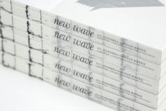 2012 Sungshin Women's University Graduation Work Book by SeRi Choi, via Behance