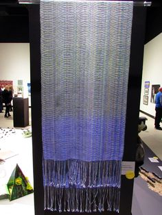 Burlington Handweavers & Spinners Guild – We work, play, and create with fibre in the heart of southern Ontario Monet, Art Gallery, Gardens, Curtains, Create, Inspiration, Biblical Inspiration, Art Museum, Blinds