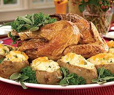 fried turkey | Deep Fried Turkey Recipes - Christmas - Recipe.com