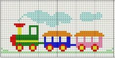 Arts and embroidery sun: Fuck Trains Graphics Baby Cross Stitch Patterns, Cross Stitch For Kids, Mini Cross Stitch, Cross Stitch Flowers, Cross Stitch Designs, Cross Stitch Bookmarks, Cross Stitch Cards, Cross Stitching, Cross Stitch Embroidery
