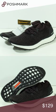 4d6abc99567 Authentic Adidas Ultra Boost Uncaged Maroon BY2552