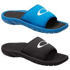 212b4dd5b1c Oakley Sport Mens Super Coil Slide 2.0 Sandal Flip Flops 15031 25% Off Rrp  Flip