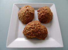 coconut and oat cookies - Craft with Ruth Cartwright