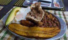 Bandeja Paisa : A food marathon on a platter