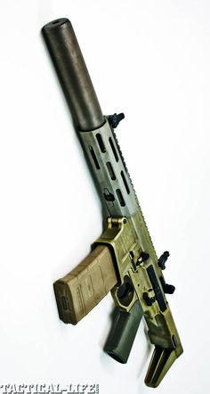 honey badger rifle