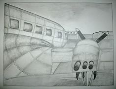 Il-14 drawing