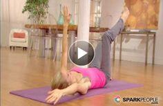 10-Minute Pilates Workout for Beginners via @AcaciaFitness & @Kristin McGee