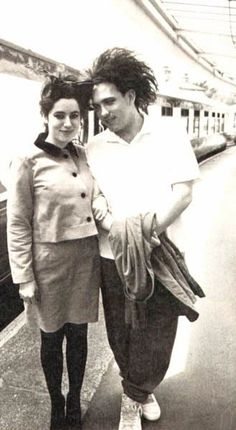 Robert Smith and Mary :)