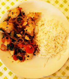 Femeie Astazi - Donna Oggi - Woman Today: Spezzatino di petto di pollo con verdure e fornito...