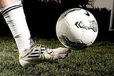 senior photos soccer