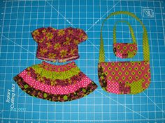 American Doll Clothes & Accessories