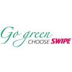 Go Green - Choose Swipe - Arjen Avuxi Go Green
