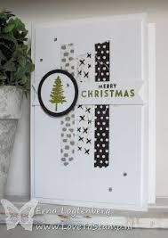 Image result for washi tape christmas card ideas